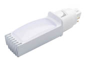 Lunera Lighting HN-H-G24Q-B-11W-830-G4 Lunera Dimmable 11W 4 Pin Horizontal 3000K G24q LED Bulb, Uses Existing Ballast