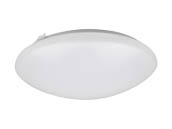 NaturaLED 7058 LED8FMR-80L830 Dimmable 12W 8in 3000K Flush Mount LED Ceiling Fixture