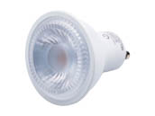 Green Creative 57987 6GU10DIM/827FL35 Dimmable 6 Watt 2700K 35° MR16 LED Bulb, GU10 Base, Rated For Enclosed Fixtures