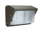 NaturaLED 7077 LED-FXTWP42/50K/DB Dimmable 175 Watt Equivalent, 42 Watt Forward Throw LED Wallpack Fixture, 5000K