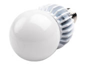 Green Creative 58240 16.5A21/850/277V Non-Dimmable 16.5 Watt, 120-277 Volt 5000K A-21 LED Bulb, Enclosed Fixture Rated