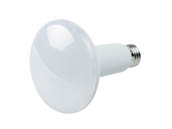 TCP LED9BR30D30K Dimmable 9W 3000K BR30 LED Bulb