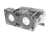 MaxLite 101407 MM210UW50FDG 400 Watt Equivalent, 218 Watt ModMax High Output LED Flood Fixture
