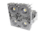 MaxLite 101408 MM420UWW50FDG 1000 Watt Equivalent, 445 Watt ModMax High Output LED Flood Fixture