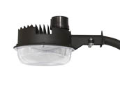 MaxLite 99918 BP35AUT550BPM0 Maxlite 150 Watt Equivalent, 35 Watt 5000K LED Dusk to Dawn Barn Light Fixture with Photocell