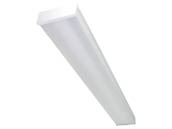 "MaxLite 101610 LSU4U2050 20 Watt, 48"" Dimmable Utility Wrap LED Fixture, 5000K"