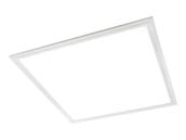 MaxLite 105920 MLFP22EP3035 Maxlite Dimmable 30 Watt 2x2 ft 3500K Flat Panel LED Fixture