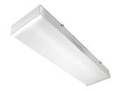 "MaxLite 107594 LSU2U2040 20 Watt, 24"" Dimmable Utility Wrap LED Fixture, 4000K"