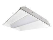 NaturaLED 7039 LED-FXTF30/2x4/850 Dimmable 30 Watt 5000K 2x4 ft LED Recessed Troffer Fixture
