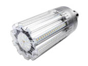 Light Efficient Design LED-8046M57-A 65 Watt 5700K Post Top Retrofit LED Bulb, Ballast Bypass
