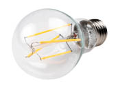 Bulbrite 776574 LED7A19/27K/FIL/2 Dimmable 7W 2700K A19 Filament LED Bulb
