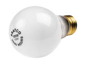 Satco Products, Inc. S6010 100A/LHT/Left Hand Thread Satco 100W 130V A19 Left Hand Threaded Bulb E26 Base