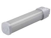 Green Creative 28369 8.5PLH/840/DIR Dimmable 8.5W Horizontal 4 Pin 4000K 24q LED Bulb, Ballast Compatible