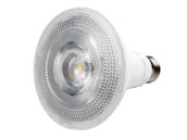 NaturaLED 5929 LED10PAR30L/OD/80L/FL/950 Dimmable 10W 5000K 40° PAR30L LED Bulb, 90 CRI, Wet Rated