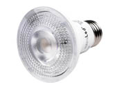 NaturaLED 5924 LED8PAR20/50L/FL/930 Dimmable 8W 3000K 40° PAR20 LED Bulb, 90 CRI