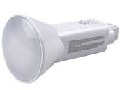 Green Creative 28380 6.5PLS/835/HYB/GX23 Non-Dimmable 6.5W 2 Pin 3500K GX23 LED Hybrid Bulb