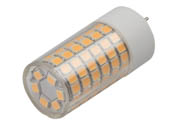 EmeryAllen EA-GY6.35-5.0W-001-2790 Dimmable 5W 12V 2700K JC LED Bulb, GY6.35 Base, Rated For Enclosed Fixtures