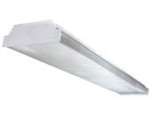 "Everline WRP948-48W-840-U Universal Dimmable 48W 48"" 4000K Utility Wrap LED Fixture"