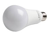 Satco Products, Inc. S9818 15.5A21/LED/5000K/1800L/120V/D Satco Dimmable 15.5W 5000K A21 LED Bulb, Enclosed Rated