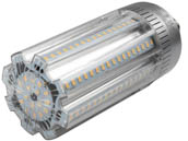 Light Efficient Design LED-8024E40-A 45 Watt 4000K Post Top Retrofit LED Bulb, Ballast Bypass