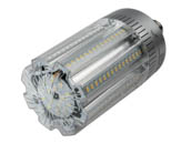 Light Efficient Design LED-8033E57-A 35 Watt 5700K Post Top Retrofit LED Bulb, Ballast Bypass