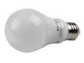 Satco Products, Inc. S9838 9.5A19/OMNI/220/LED/40K Satco Dimmable 9.5W 4000K A19 LED Bulb, Enclosed Rated