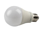 TCP L9A19D2527K Dimmable 9W 2700K A19 LED Bulb, Enclosed Rated