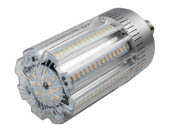 Light Efficient Design LED-8033E40-A 35 Watt 4000K Post Top Retrofit LED Bulb, Ballast Bypass