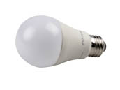 TCP L9A19N1541K Non-Dimmable 9 Watt 4100K A-19 LED Bulb, Enclosed Rated