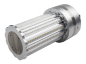 Light Efficient Design LED-8027M42 Dimmable 100 Watt 4200K Post Top LED Retrofit Lamp, Ballast Bypass