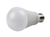 TCP L15A19D2541K Dimmable 15 Watt 4100K A-19 LED Bulb, Enclosed Fixture Rated