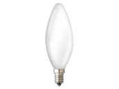 Archipelago Lighting LTB10F50027CB 4W 2700K Decorative Filament LED Bulb, Enclosed Fixture and Outdoor Rated