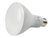 Satco Products, Inc. S9620 9.5BR30/LED/2700K/750L/120V Satco Dimmable 9.5W 2700K BR30 LED Bulb