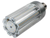 Light Efficient Design LED-8024M40-A 45 Watt, 250 Watt Equiv. LED Post Top/Bollard/Wall Pack Retrofit Lamp, 4000K, Ballast Bypass