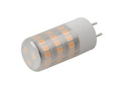 EmeryAllen EA-GY6.35-4.0W-001-309F Dimmable 4W 12V 3000K 90 CRI JC LED Bulb, GY6.35 Base, Enclosed Fixture Rated