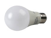 TCP L9A19D1527K Dimmable 9 Watt 2700K A-19 LED Bulb, Enclosed Fixture Rated