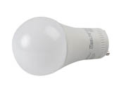 MaxLite 1409337 6A19GUDLED40/G5 Dimmable 6W 4000K A19 LED Bulb, GU24 Base
