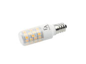 EmeryAllen EA-E12-4.5W-001-309F-D Dimmable 4.5W 120V 3000K T3 LED Bulb, E12 Base, Enclosed Rated