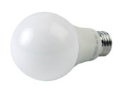 TCP L16A19N1550K Non-Dimmable 15.5 Watt 5000K A19 LED Bulb, Enclosed Fixture Rated