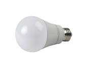 TCP L16A19N1530K Non-Dimmable 15.5 Watt 3000K A19 LED Bulb, Enclosed Fixture Rated