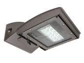 MaxLite 1409471 MP-SM28UT4-50B MPulse 28 Watt 5000K Adjustable Surface Mount LED Fixture, Type IV