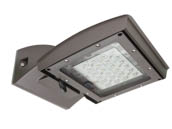 MaxLite 1409473 MP-SM55UT4-50B MPulse 55 Watt 5000K Adjustable Surface Mount LED Fixture, Type IV