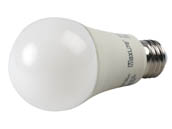 MaxLite 1409244 15A19DLED40/G5 Dimmable 15W 4000K A19 LED Bulb