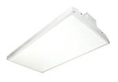 MaxLite 1409258 BLHE-162DU50MS Dimmable 162 Watt LED High Bay Linear Fixture With Bi-Level Motion Sensor