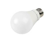 TCP L11A19D2530K Dimmable 11W 3000K A19 LED Bulb, Enclosed Rated