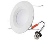"NaturaLED 7693 LED6RL15-110L950 Dimmable 15 Watt 5""/6"" 90CRI 5000K Recessed LED Downlight"