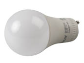 MaxLite 1409883 E10A19GUD927/G2/JA8 Maxlite Dimmable 10 Watt 2700K A19 LED Bulb, 92 CRI, JA8 Compliant, GU24 Base, Enclosed Rated