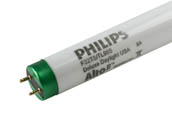 Philips Lighting 479642 F32T8/TL965/ALTO 32W Philips 32W 48in T8 Daylight White Fluorescent Tube