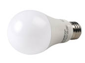 Satco Products, Inc. S29817 15A19/LED/4000K/1600L/120V/D Satco Dimmable 15W 4000K A19 LED Bulb, Enclosed Fixture Rated