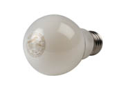 Philips Lighting 470740 7A19/LED/850/E26/FR/GL/ND/FB Philips Non-Dimmable 7W 5000K A19 LED Bulb